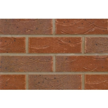 Forterra 65mm Old English Brindled Red Brick