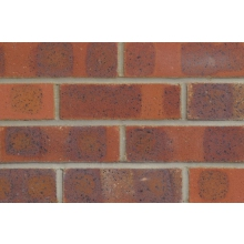 Forterra LBC 65mm Georgian Red Multi London Brick