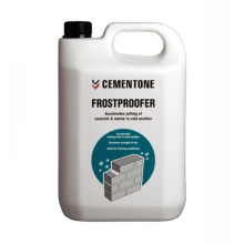 Frost Additive Cementone 5L Frostproofer