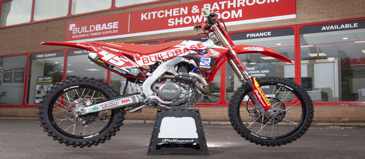 Buildbase Honda Motorcross Box Image
