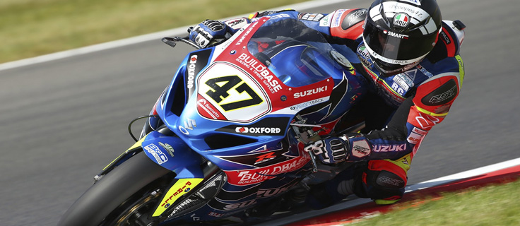 Buildbase Suzuki British Superbike Team Box Image