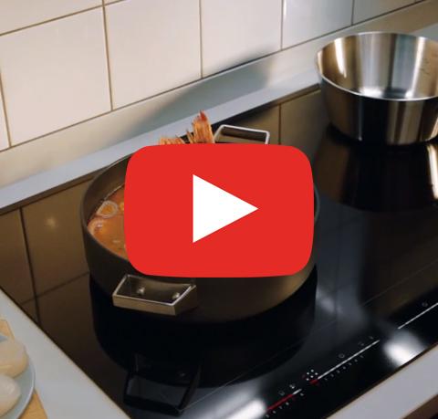 AEG Customflex Hob2hood Box Image