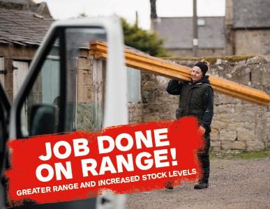 Job done on range
