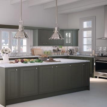 Metis Kitchen Style