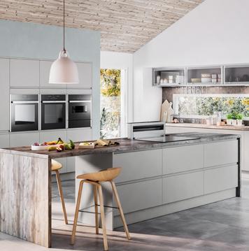 Mimas Kitchen Style