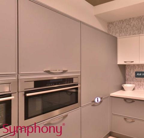 Quadra Symphoney showroom box image