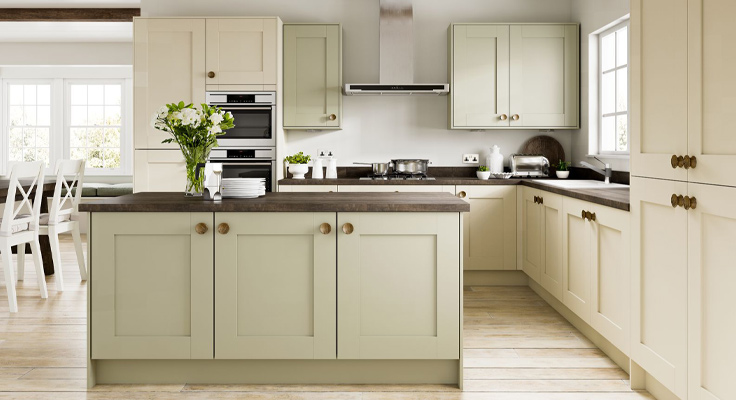 View Kitchen Ranges