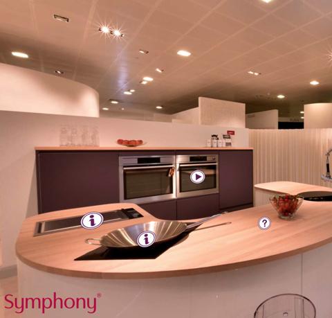 Symphoney Showroom Box Image