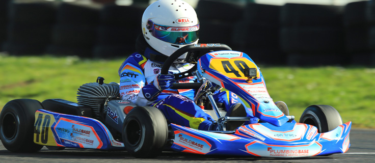 TY Cuthbert Karting Sponsorship Box Image