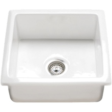 Gourmet Sink6 Square Over-Under Counter