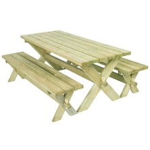 Grange Classic Garden Bench and Table Set