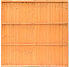 Grange Closeboard Fence Panel 1.83 x 1.80m CB6