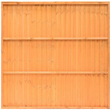 Grange Closeboard Fence Panel 1.83 x 1.50m CB5