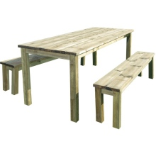 Grange Essential Bench and Table Set