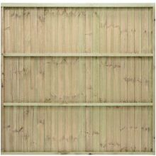 Grange Superior Lap 0.6m Pressure Treated Green/Brown GSL2