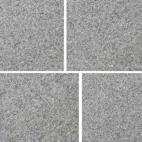 Granite Paving Mid Grey 600x300