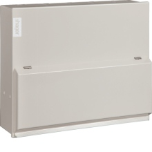 Hager VML733H 63A 3+3 Way Split Load Consumer Unit