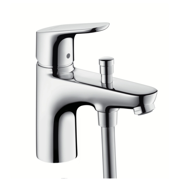 Hansgrohe Monotrou Single Lever Bath And Shower Mixer