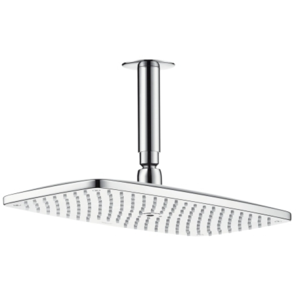 hansgrohe raindance e360 air 1jet overhead shower with
