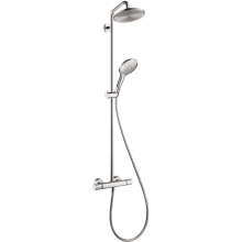 Hansgrohe Raindance Select Showerpipe 240mm