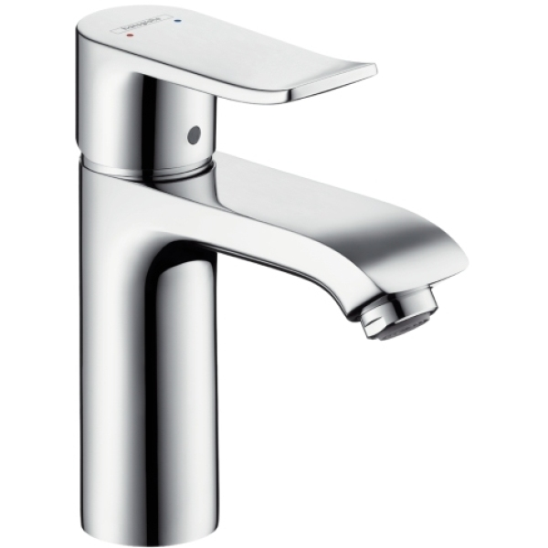 Hansgrohe Single Lever Basin Mixer For Standard Basins Without Waste Set - 110