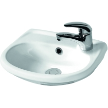 Harmony 365mm Right Hand OneTap Hole Cloakroom Basin