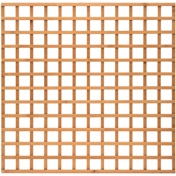 Heavy Duty Trellis Golden Brown 1.2m