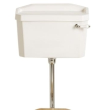 high level cistern fitting instructions