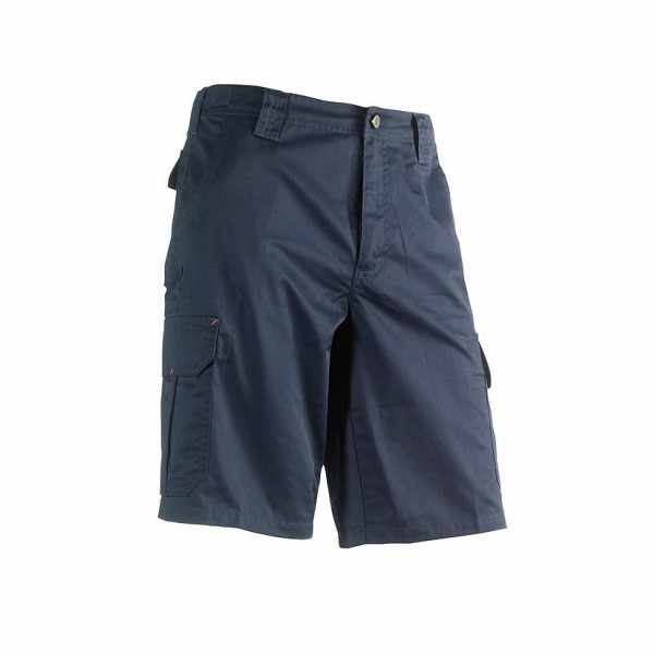 Herock Essentials Tyrus Shorts Navy 36in