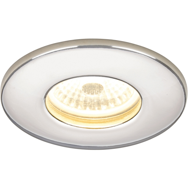 HiB Fire Rated LED Shower Light - Warm White