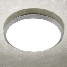 HiB Marius Ceiling Light Mirror 310x310mm