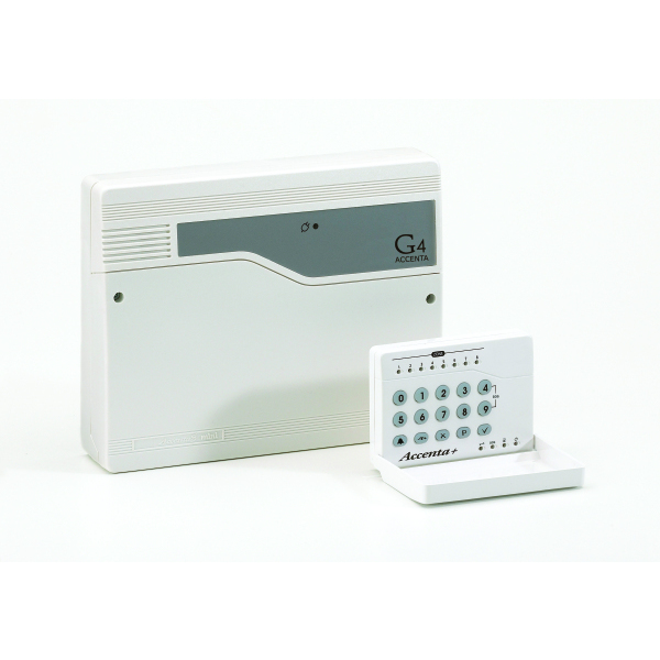Honeywell 8SP400A 8 Zone Control Panel inc Remote Keypad