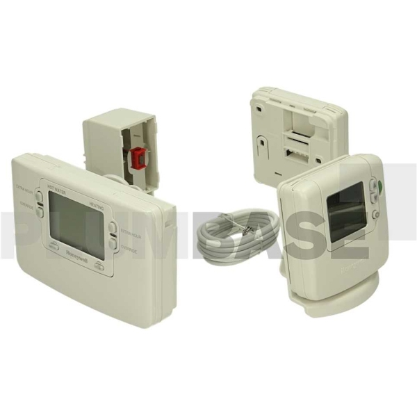 Honeywell Sundial  Pack 3 Wireless Programmer and Thermostat