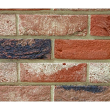 Hoskins 65mm Cottage Mixture Brick