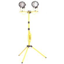 HSC Powerman Folding Leg Double Tripod Light