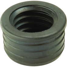 Hunter Soil Rubber Boss Adaptor W59 40mm