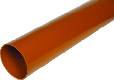 Hunter Underground Pipe DS544 110mm PE 6m