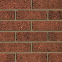 Ibstock 65mm Aldridge Anglian Red Rustic Brick