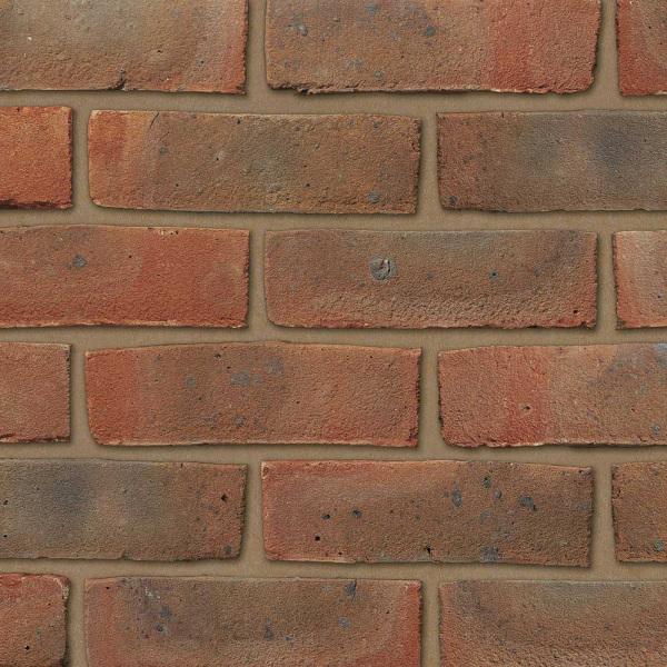 ibstock 65mm ashdown bexhill red multi 02800851L