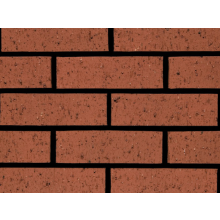 Ibstock 65mm Atlas Stratford Red Dragface Brick