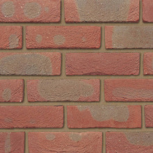 Ibstock 65mm Bradgate Regal Red Brick
