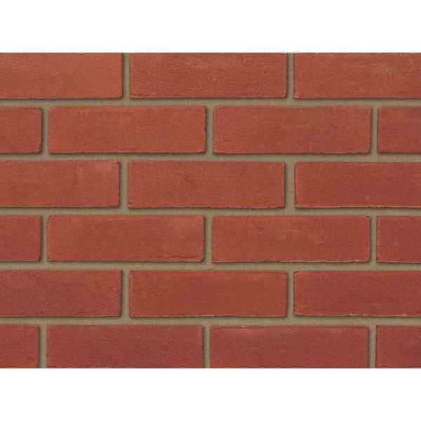 Ibstock 65mm Elliston Leicester Red Stock Brick Buildbase