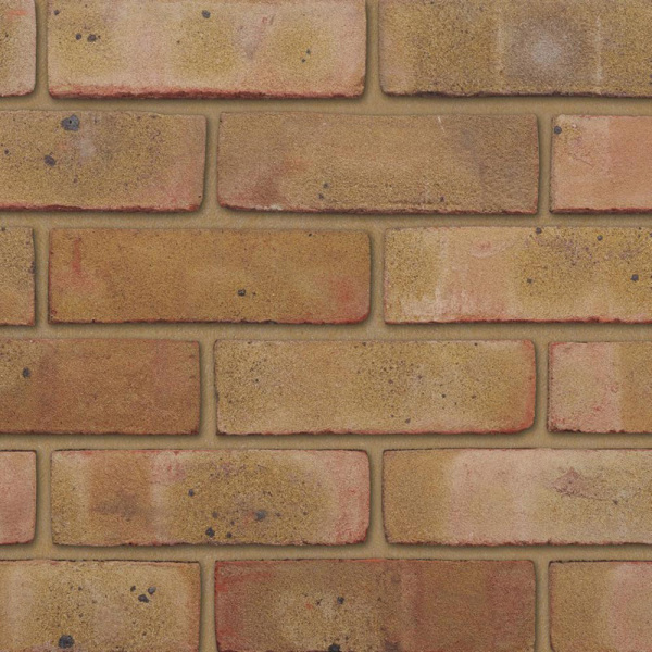 Ibstock 65mm Laybrook Arundel Yellow Multi Stock Brick