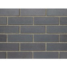 Ibstock 65mm Lodge Lane Class B Smooth Blue Perforated Brick