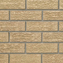 Ibstock 65mm Throckley Mixed Buff Rustic Brick