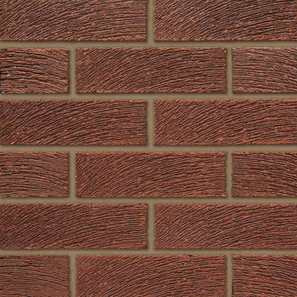 Ibstock 65mm Throckley Red Rustic Brick
