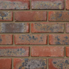 Ibstock 65mm West Hoathly Medium Multi Stock Brick
