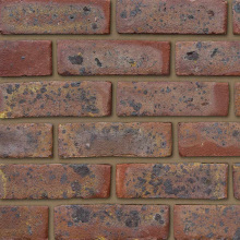 Ibstock 65mm West Hoathly Sharpthorne Mix Stock Brick