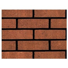 Ibstock 73mm Aldridge Anglian Red Rustic Brick