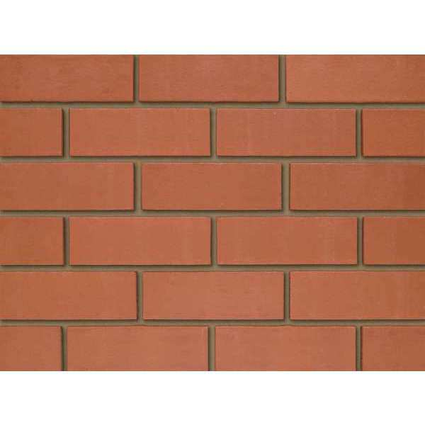 Ibstock 73mm Ravenead Class B Eng Brick Red Perforated Brick